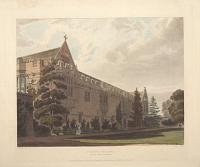 St John's College, from the Garden.