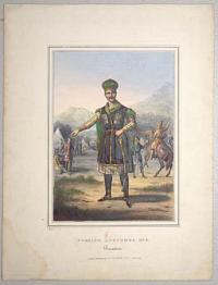Foreign Costumes, No.3. Circassia.