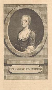 Catharine Cockburn.