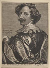 D. Antonius van Dyck Eques.
