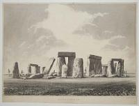 Stonehenge. From the S.E.