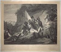 The Battle of Marengo representing that period of the Action in which Gerneal Desaix was mortally wounded,
