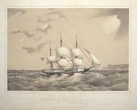 H.M.S. Dido (18 Guns) running up Channel, 1845.
