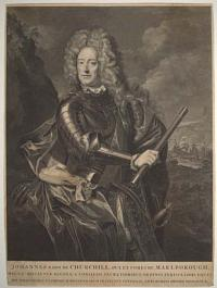 Johannes baro de Churchill, dux et comes de Marlborough,
