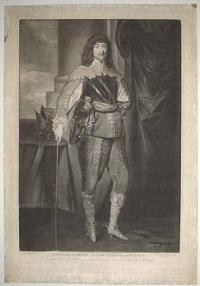 George Gordon Second Marquis of Huntly.