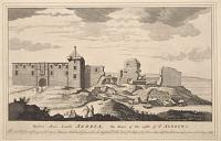 Rudera Arcis Sancti Andreae. The Ruins of the Castle of St. Andrews. 15.