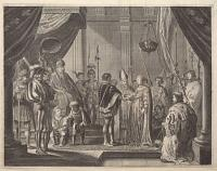 [The marriage of the parents of Marie de Medici.]