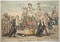 [George IV & Mrs Fitzherbert] Triumph of Love and Folly.