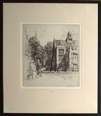 [Middle Temple Hall and Fountain Court.]
