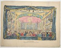 Spanish Fète. Theatre Royal Covent Garden, July 4th 1823.
