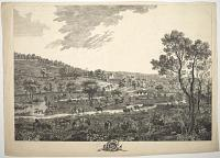 [A North-West View of Haddon &c,
