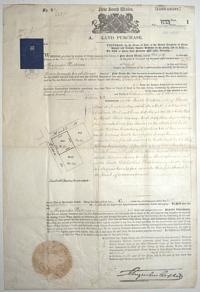 New South Wales. [Land Grant.] A. Land Purchase.