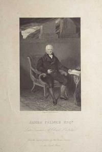 James Palmer Esq.r Late Treasurer of Christ's Hospital.
