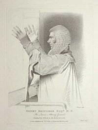 Henry Brougham Esq.r M.P. The Queen's Attorney General.