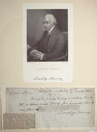 [An manuscript promissory note with the autograph of Lindley Murray, Quaker grammarian]