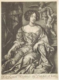 [Mary of Modena] Her Royal Highness the Dutchess of York.