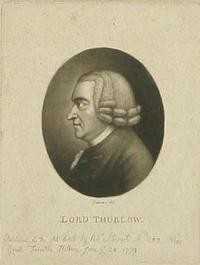 Lord Thurlow.