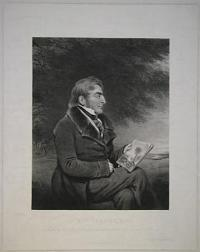 J.M.W. Turner. R.A. Making his Sketch for the celebrated picture Mercury & Argus.