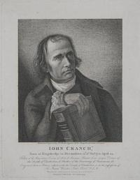 John Cranch*, Born in Kingsbridge in Devonshire, 12th of Oct.r 1751 Aged 44,