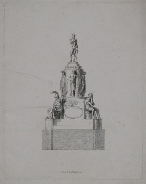 [A monument to Nelson.]