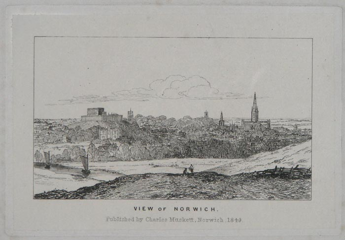 View of Norwich.