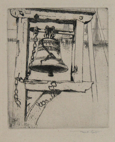 The Dijk Bell [pencil].