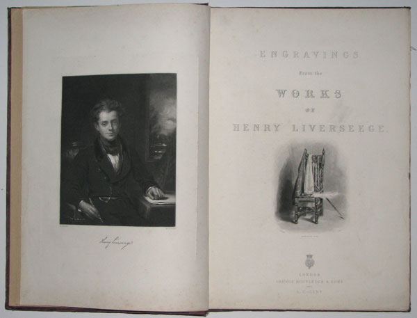 Engravings from the Works of Henry Liverseege.