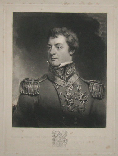 Major General Sir James Carmichael-Smyth, Bar.t C.B; K.C.H; K.M.T; & K.S.W.