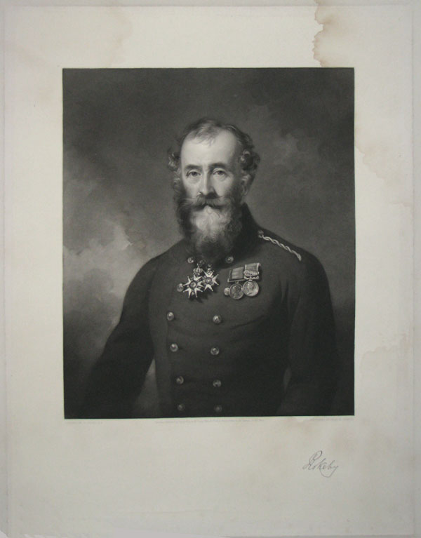 [Henry Montagu, 6th Baron Rokeby.]