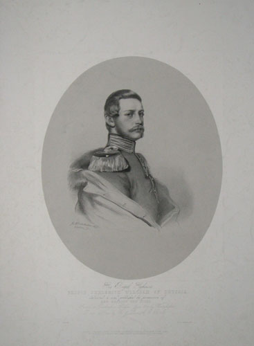 His Royal Highness Prince Frederick William of Prussia