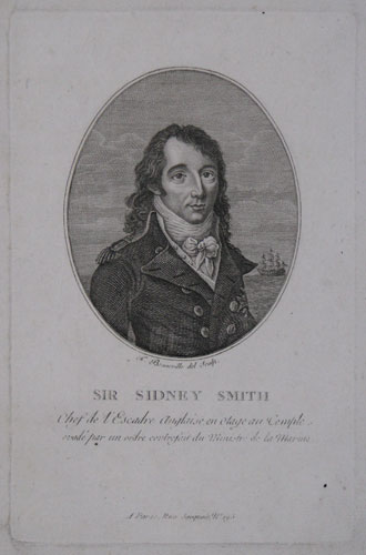 Sir Sidney Smith.
