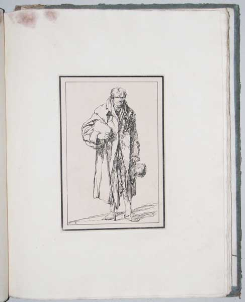 Forty Lithographic Impressions From Drawings by Thomas Barker, Selected from His Studies of Rustic Figures After Nature.