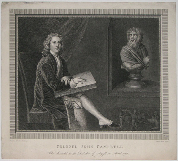 Colonel John Campbell,