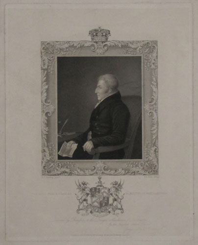 The Most Noble Charles Marquess of Northampton,