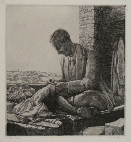 'The Tailor' [in pencil]