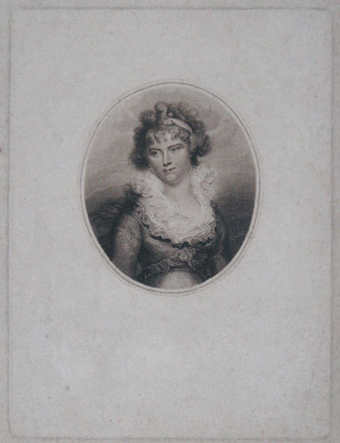 [Miss Tyndale of Cerney in Gloucestershire.]