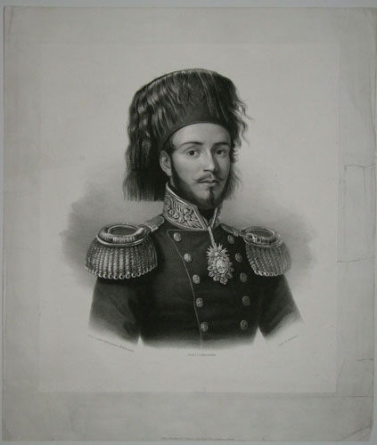 [Turkish military officer?]