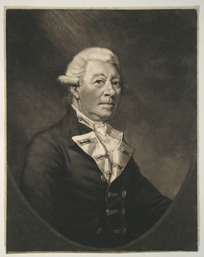 [Hyde Parker Esq, Vice Admiral of the Blue, Commander in Chief of his Majesty's Ships in the North Sea, on the 5th of August 1781]