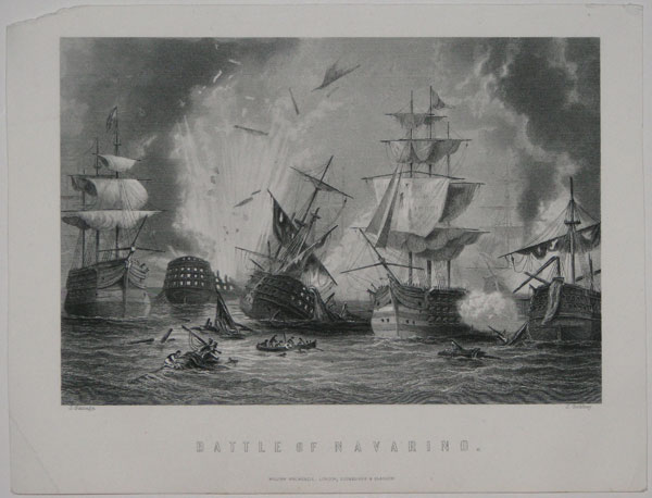 Battle of Navarino.