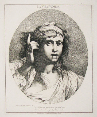 the cursed prophetess cassandra daughter of To be called a cassandra is to be called a prophetess the name means 'shining upon man' in greek mythology, cassandra was the daughter of king priam and queen hecuba of troy her beauty caused apollo, god of knowledge, to.