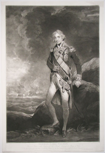 Admiral Lord Viscount Nelson.