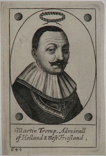 [Netherlands] Martin Tromp Admirall of Holland & West Friesland.
