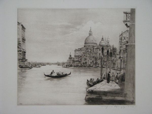 [III. - The Grand Canal.]