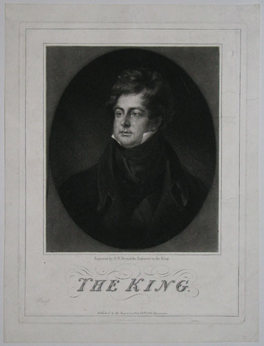 The King. [George IV.]