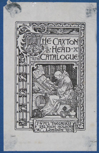 The Caxton Head Catalogue.