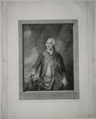 The Right Honourable Edward Lord Hawke. Baron of Towton, K.B. Vice Admiral of Great Britain, First Lord of the Admiralty: Distinguished in Parliament, in the Cambinet, and in Battle, in the most eventful Records of the British History,