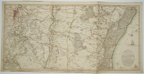 Edwards's General Map of 1400 Square Miles...