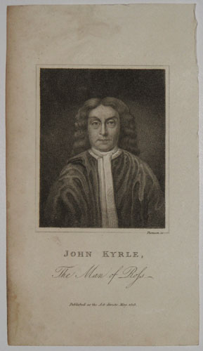 John Kyrle, The Man of Ross.