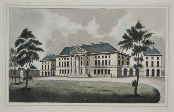 [The Duke of York's Headquarters.]