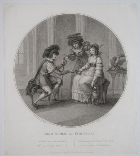 Lord Thomas and Fair Annett.